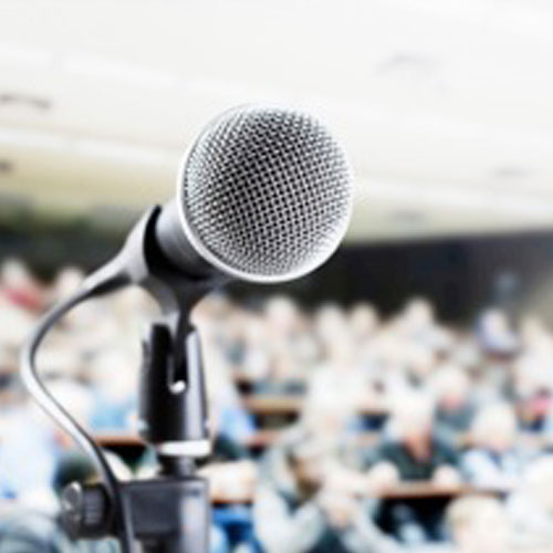 Schedule A Speaking Event