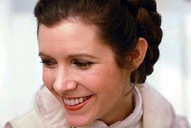 Carrie Fisher as Princess Leia: Iconic Character and Brand